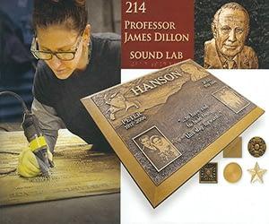 Custom Bronze Plaques